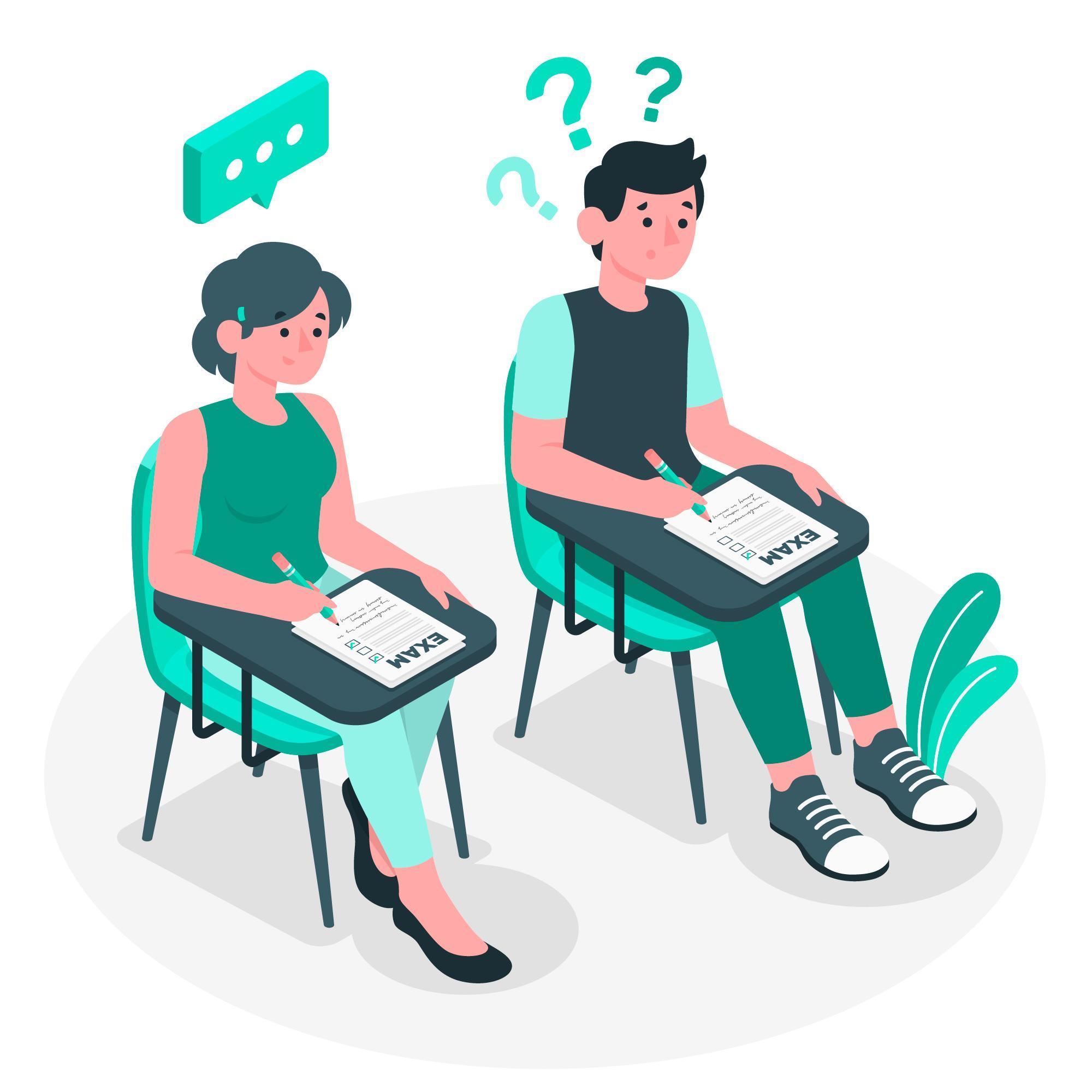 evaluacion online coeduca